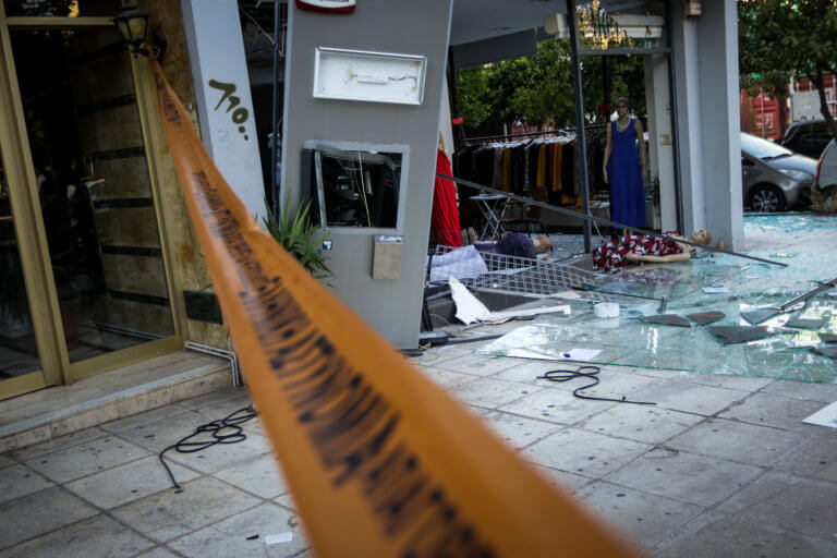 Έκρηξη σε ATM στην Βάρης – Κορωπίου | Newsit.gr