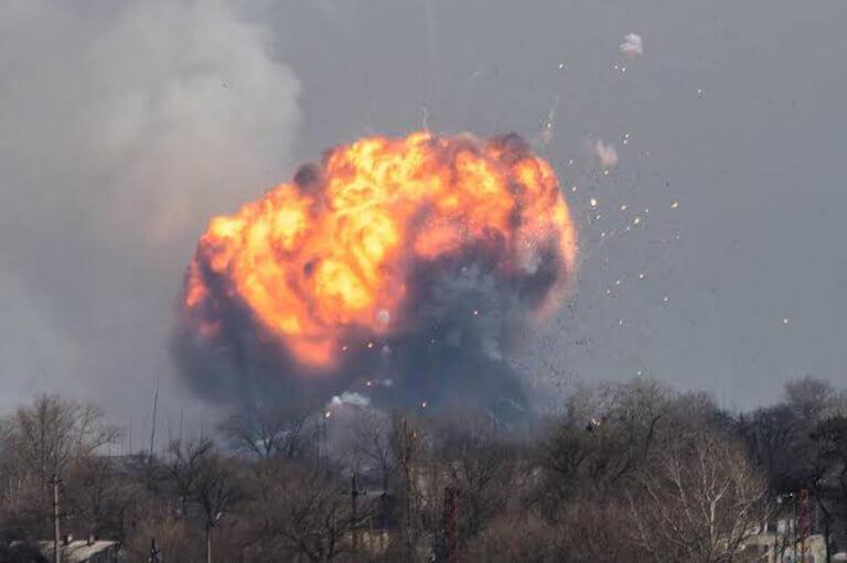 Έκρηξη σε αποθήκη πυρομαχικών στην Τουρκία – 5 τραυματίες – video