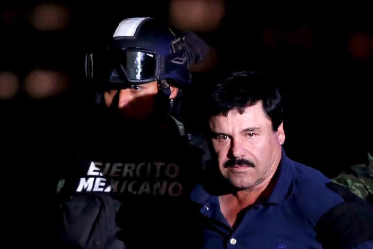 Ένοχος κρίθηκε ο «Έλ Τσάπο» – Αντιμετωπίζει ποινή ισόβιας κάθειρξης | Newsit.gr