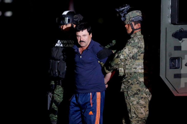 El Chapo: Φτιάχνει την δική του μάρκα ρούχων!