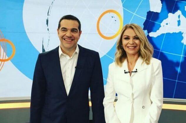 Χαμός στο Open από τη διαρροή της «εκτός αέρα» συνομιλίας Έλλης Στάη – Αλέξη Τσίπρα στους Αρβύλα! video | Newsit.gr