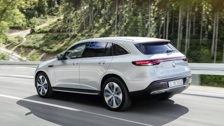 Η ζήτηση της Mercedes-Benz EQC υπερβαίνει την παραγωγή!