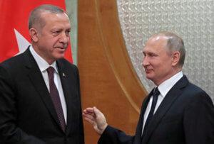 Ερντογάν σε Πούτιν: Μεγάλες πιέσεις από τις ΗΠΑ για να μην αγοράσουμε τους S-400