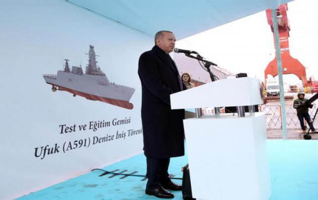 «Βρυχάται» ο Ερντογάν: Ενισχύουμε την άμυνα λόγω απειλών σε Αιγαίο και Μεσόγειο   Newsit.gr