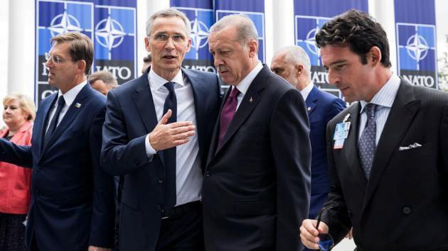 Ύπουλη κίνηση της Τουρκίας! Προσπάθησε να βάλει από το παράθυρο στο ΝΑΤΟ την συμφωνία με την Λιβύη