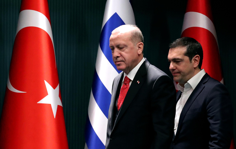 Ερντογάν: Ζήτησα από τον Τσίπρα το τζαμί στην Αθήνα να έχει μιναρέ