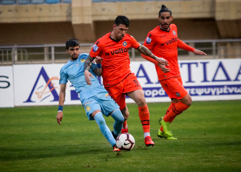 """Κύπελλο: Μία """"ανάσα"""" από τα ημιτελικά ο Αστέρας Τρίπολης"""