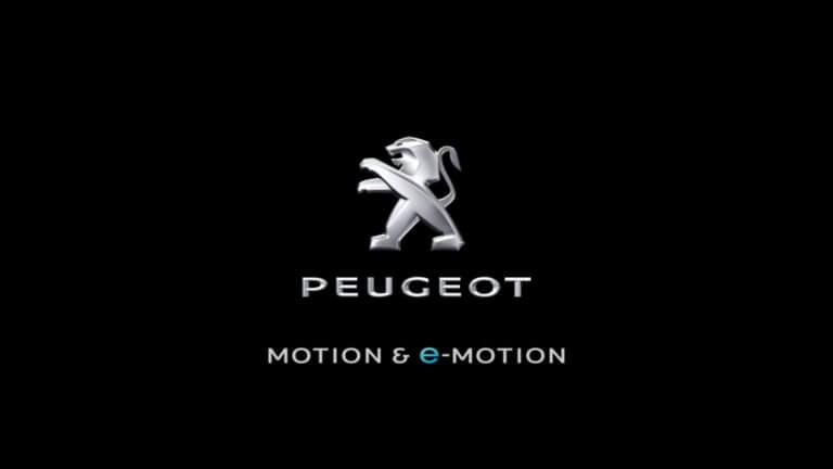 Η Peugeot προσαρμόζει το λογότυπό της στην εποχή της ηλεκτροκίνησης