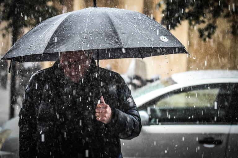 """Καιρός: Το χαλάζι """"φεύγει"""" και έρχεται το χιόνι – Προβλήματα από τη νέα κακοκαιρία"""