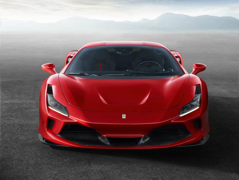 Nέα Ferrari F8 Tributo: Το τελευταίο δημιούργημα του Maranello [pics]