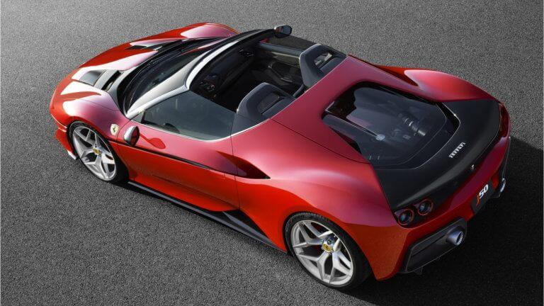 Η ευκαιρία σας να αποκτήσετε μία από τις μόλις 10 Ferrari J50! [+video] | Newsit.gr
