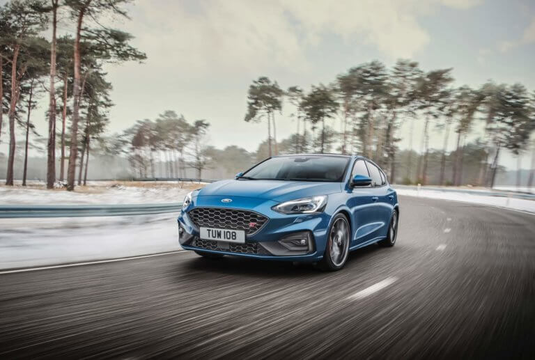 To νέο Ford Focus ST έρχεται με περισσότερη δύναμη και ακόμα καλύτερες επιδόσεις [vid]