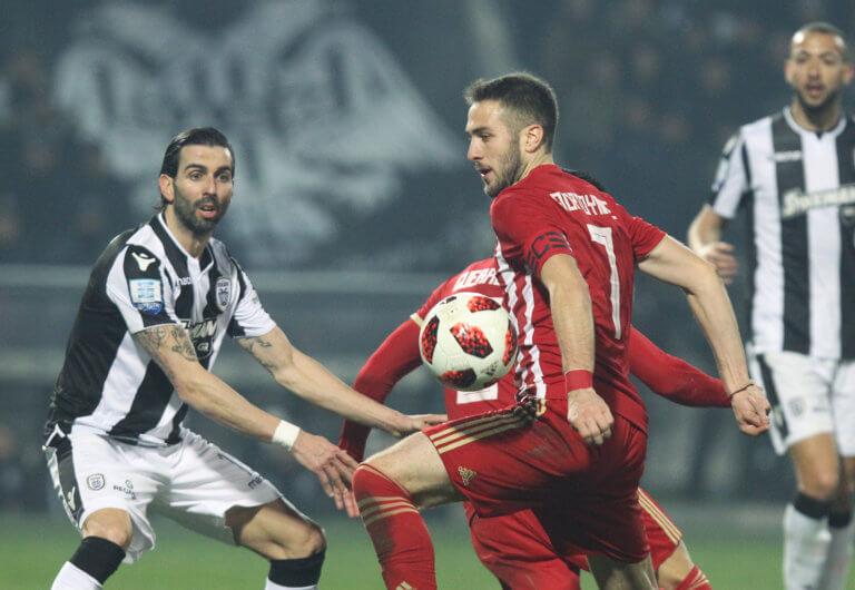 Ολυμπιακός – Ντιναμό Κιέβου: Παίζει ο Φορτούνης! | Newsit.gr