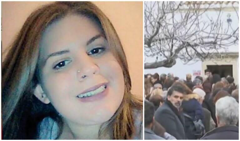 Μεσσαρά: Ράγισαν καρδιές στις κηδείες μάνας και κόρης – Τελευταίο αντίο στα θύματα της τραγωδίας – video | Newsit.gr