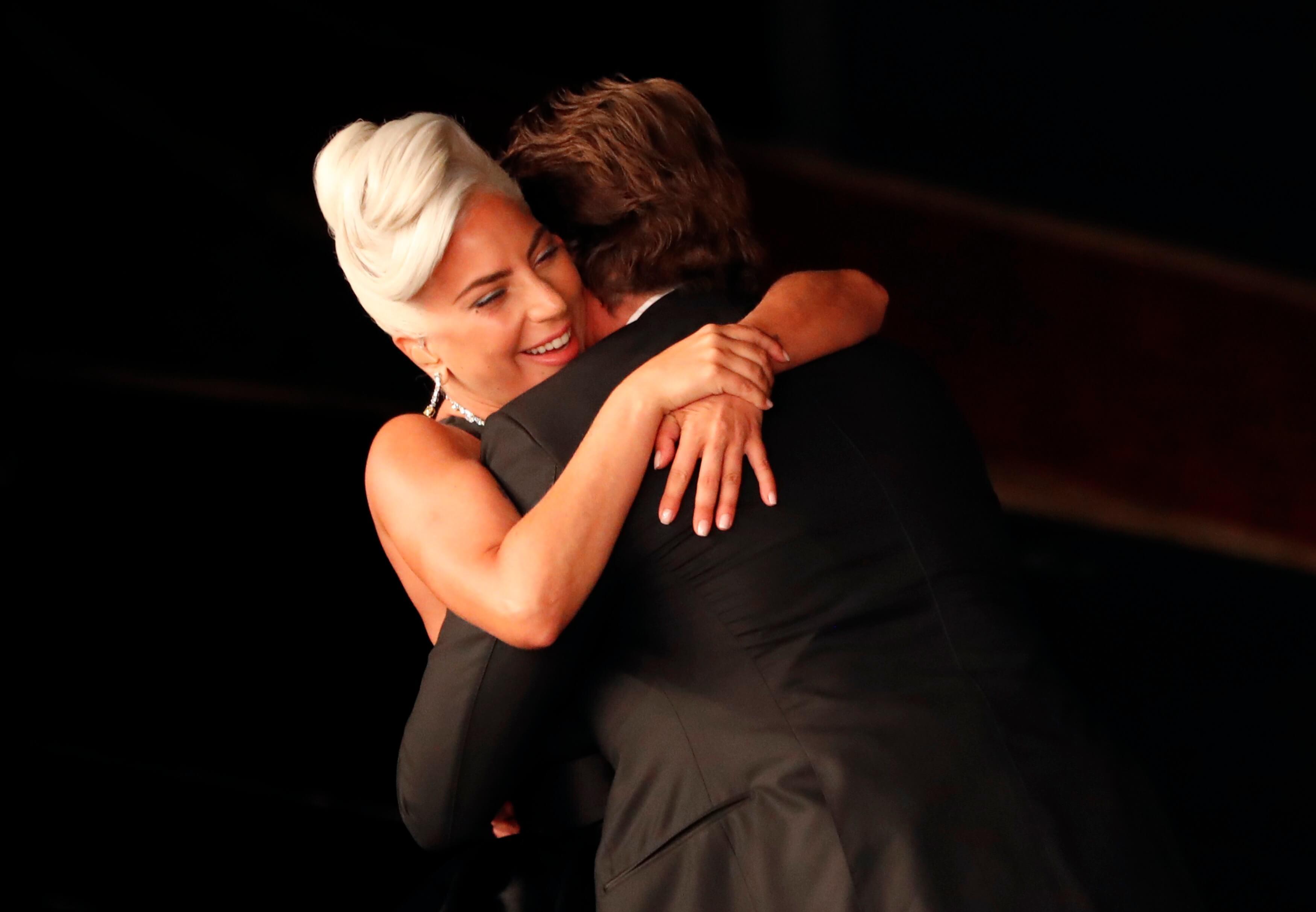 Lady Gaga: Σας δουλεύαμε όλους με τον Μπράντλεϊ Κούπερ