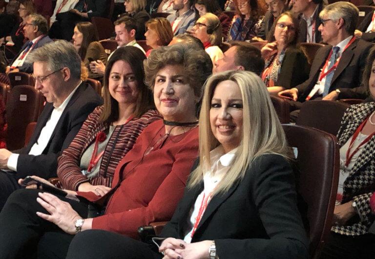 Συνάντηση Γεννηματά με τον πρωθυπουργό της Ισπανίας Πέδρο Σάντσεθ | Newsit.gr