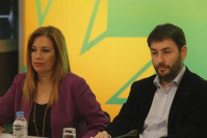 Ανδρουλάκης κατά Γεννηματά: Αφήσαμε τον Τσίπρα να το παίξει προοδευτικός
