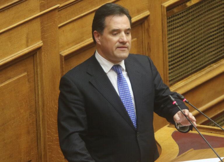 Στη σέντρα ο Πολάκης από Άδωνη – Ερώτηση στη Βουλή για το δάνειο