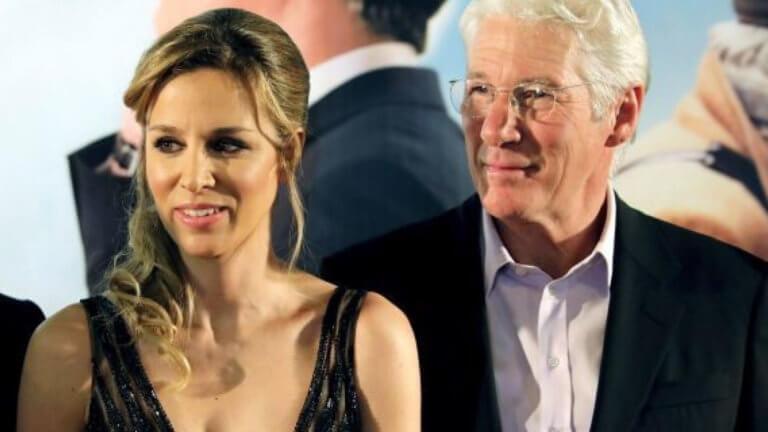 Ο Ρίτσαρντ Γκιρ ξανάγινε πατέρας! Μόλις στα… 69 του | Newsit.gr