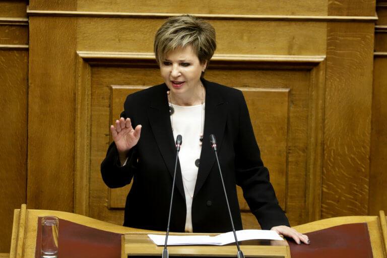 Γεροβασίλη: Σφοδρή επίθεση στην ΝΔ και… δηλητήριο για ΠΑΣΟΚ! | Newsit.gr