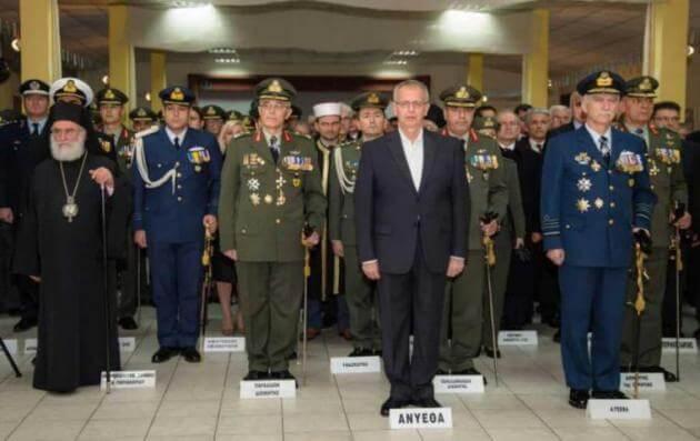 """""""Αλλαγή φρουράς"""" στην ηγεσία και διοίκηση του Δ' Σώματος Στρατού [pics]"""