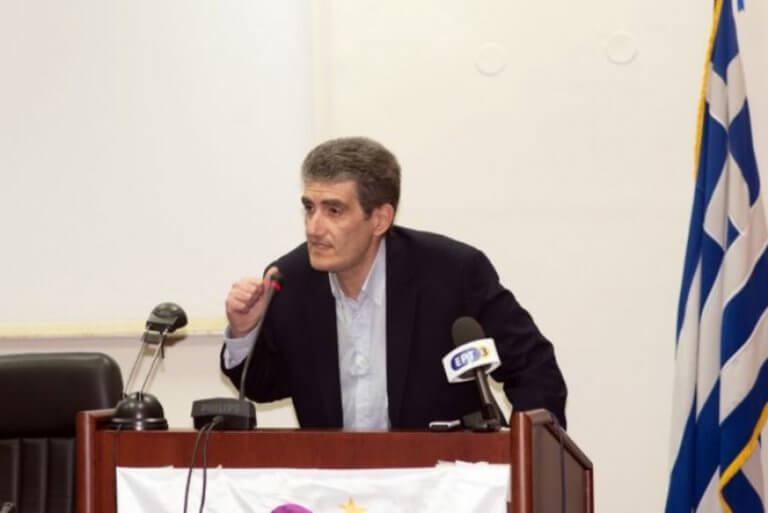 Χρήστος Γιαννούλης: Η φράση φασισταριά που είπα, αφορούσε 20-30 αφρισμένους συμπολίτες μας