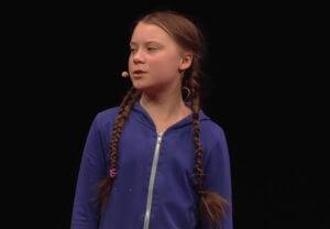 Η 16χρονη Σουηδέζα που βάζει σε όλους μας τα… γυαλιά για την κλιματική αλλαγή! video