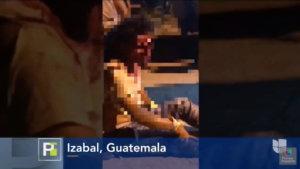 Γουατεμάλα: Λίντσαραν κι έκαψαν ζωντανούς δύο νεαρούς – ΣΚΛΗΡΕΣ ΕΙΚΟΝΕΣ