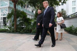 Εμπλοκή στο Ανόι; Ακυρώθηκε το γεύμα εργασίας Τραμπ – Κιμ