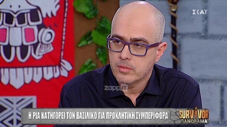 Survivor: Έξω φρενών ο Βαγγέλης Χαρισόπουλος στο Πανόραμα! «Ποιος νομίζει ότι είναι;»