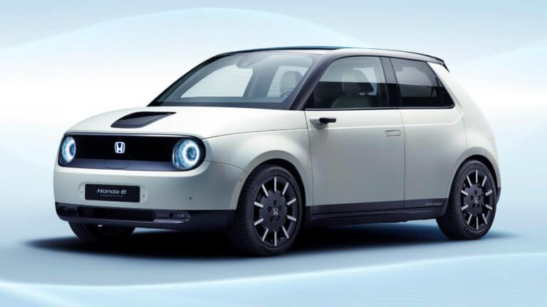Αυτό θα είναι το πρώτο πλήρως ηλεκτρικό μοντέλο της Honda [pics]