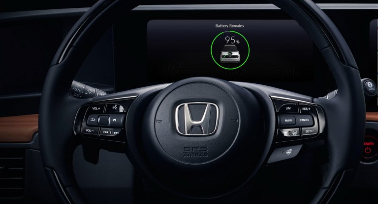 Το εσωτερικό αυτού του Honda είναι μια τεράστια ψηφιακή οθόνη! [pics] | Newsit.gr