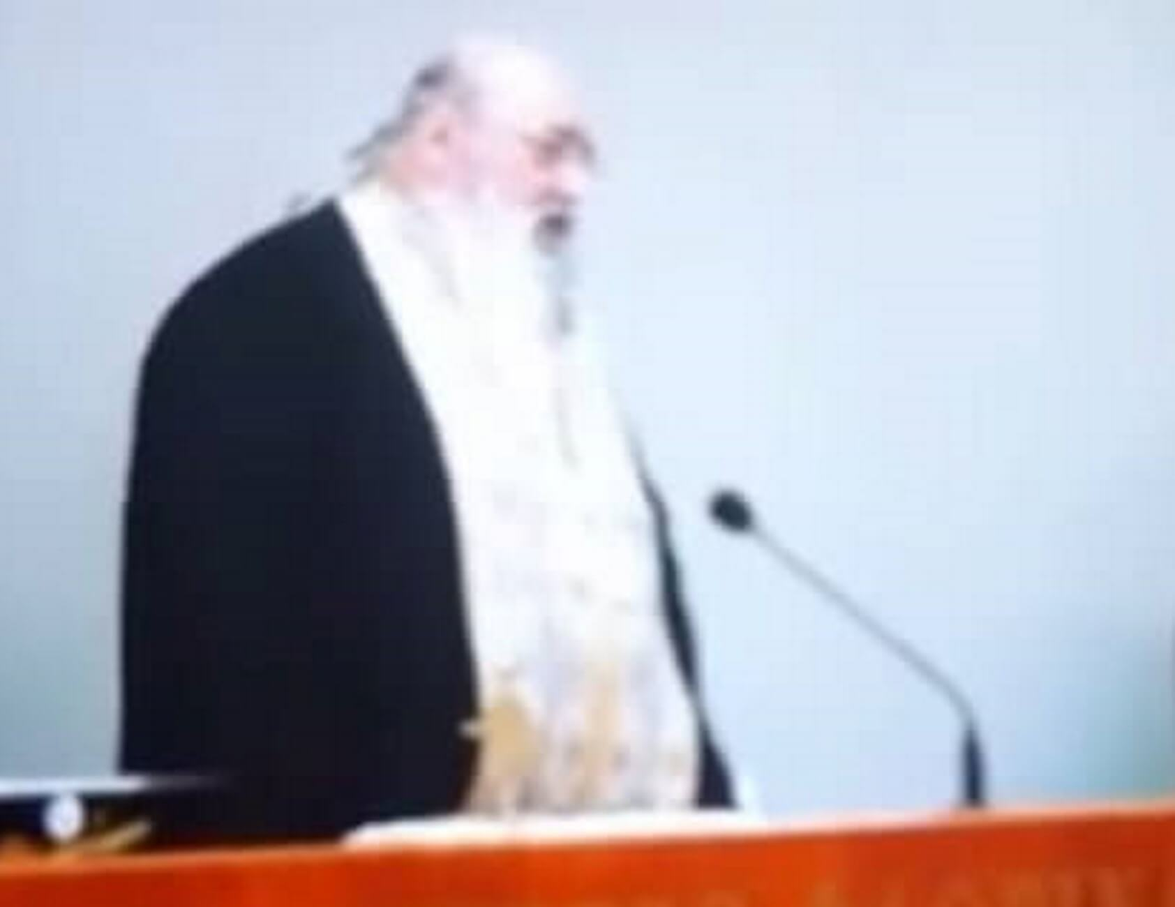 """Φλώρινα: Παίρνει έκταση το επεισόδιο παπά με βουλευτή του ΣΥΡΙΖΑ – """"Βρισκόμαστε σε θρησκευτικό μεσαίωνα"""" – video"""