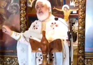 Ρόδος: Διχάζει το κήρυγμα του ιερέα για τη Μακεδονία – «Φτύστε τα κοπρόσκυλα τους πολιτικούς» – video