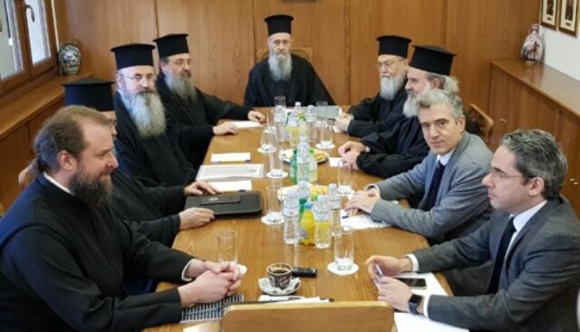 Επιτροπή Διαλόγου: Δε μας δόθηκε το νομοσχέδιο – Την Τρίτη καταθέτει τις προτάσεις της | Newsit.gr