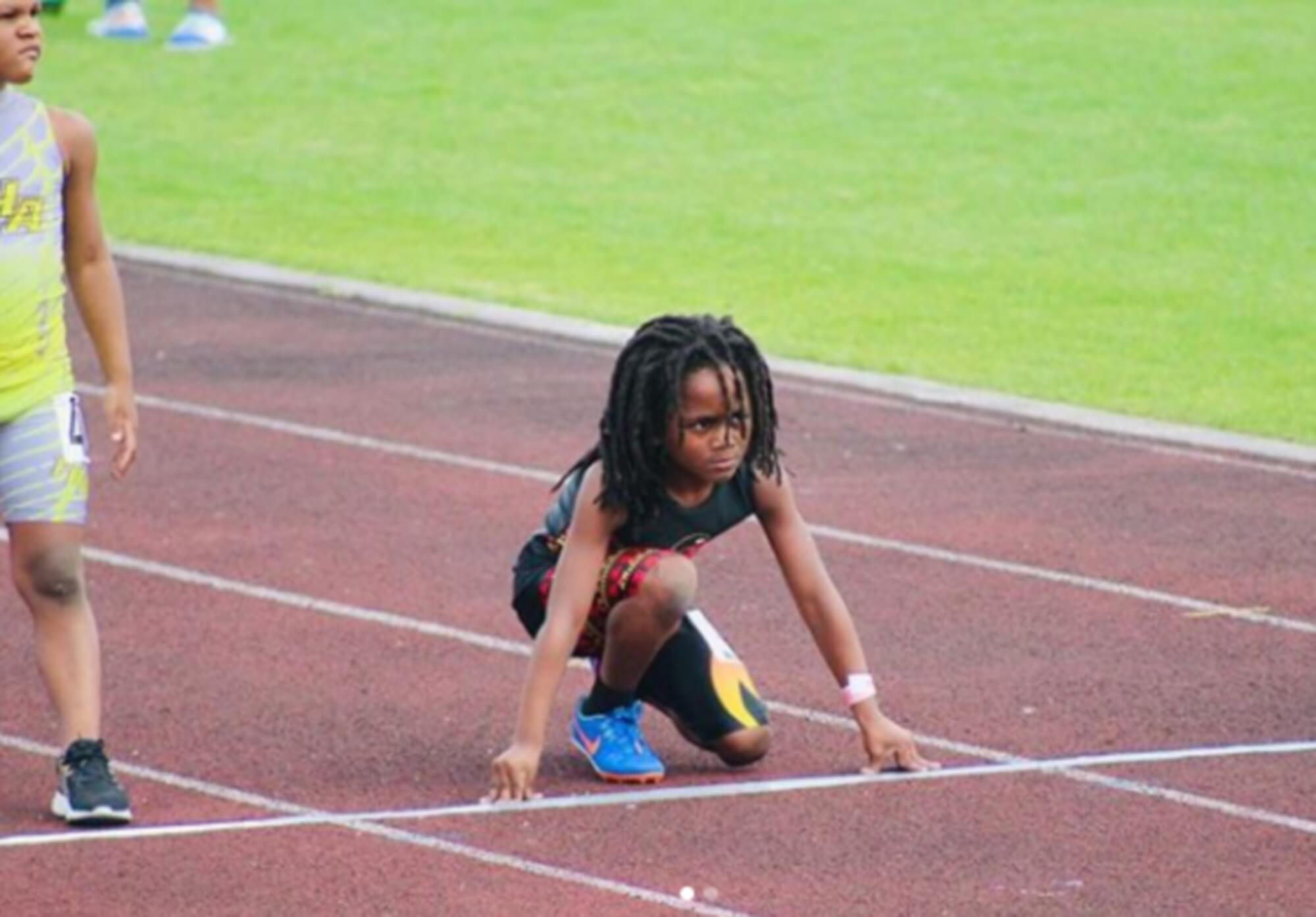 Αυτός είναι ο ταχύτερος 7χρονος στον κόσμο! Απίστευτες επιδόσεις – Προκαλεί τον Μπολτ – video