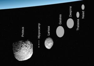 Και το όνομα αυτού Ιππόκαμπος! Ανακαλύφθηκε ο μικρότερος δορυφόρος του Ποσειδώνα!