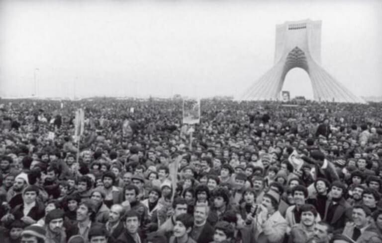 40 χρόνια από την Ιρανική Επανάσταση