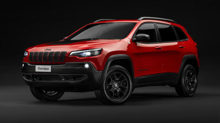 Jeep: Cherokee Trailhawk και νέες εκδόσεις όλων των μοντέλων της