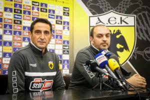 ΑΕΚ – Χιμένεθ: «Είμαι οπαδός της ομάδας! Ο Μελισσανίδης υπέφερε στα ματς του Champions League»