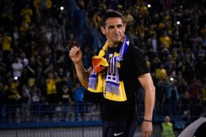 AEK – Χιμένεθ: Ξεπερνάει τον Σάντος ο Ισπανός!