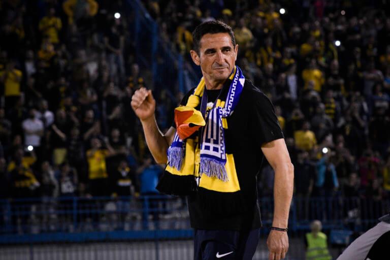 Χιμένεθ: «Ήμουν κοντά σε άλλη ομάδα! Σταμάτησα τα πάντα όταν με πήρε η ΑΕΚ» | Newsit.gr