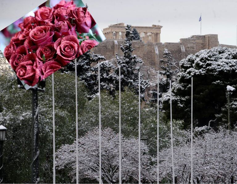 Καιρός: «Παγωμένος» Βαλεντίνος με χιόνια και στην Αττική | Newsit.gr