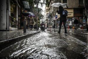 Σάκης Αρναούτογλου: Προσοχή – Σε αυτές τις περιοχές θα σημειωθούν καταιγίδες