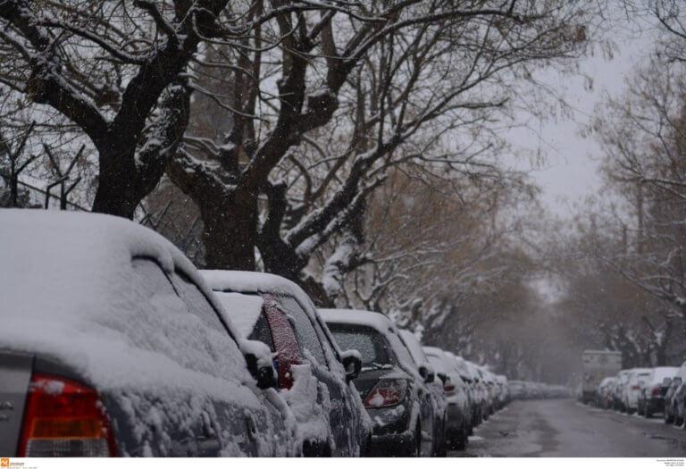 Καλλιάνος: Χιονοπτώσεις, παγωνιά και σφοδροί άνεμοι για ακόμη δυο ημέρες