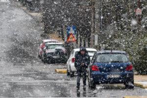 Καιρός: Η «Ωκεανίς» έρχεται από το βράδυ – Πότε θα χιονίσει την Αθήνα