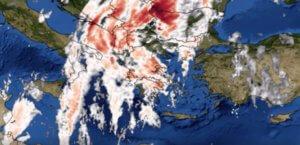 Καιρός: Κακοκαιρία από την Λιβύη με καταιγίδες χωρίς προηγούμενο