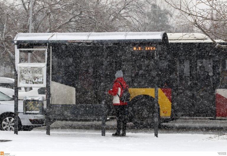 """Καιρός: Βροχές και """"τσουχτερό"""" κρύο και την Τετάρτη – Χιόνια και στην Αττική   Newsit.gr"""