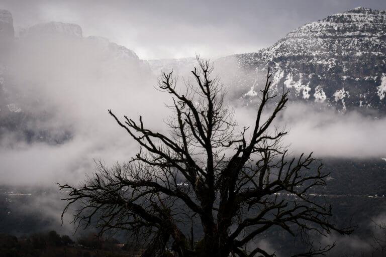 """Καιρός: Φέρνει θυελλώδεις ανέμους και κρύο η """"Χιόνη"""" – Ποιες περιοχές απειλεί"""