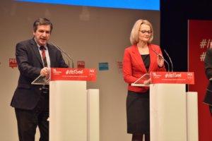 Καμίνης στο Συνέδριο των Ευρωπαίων Σοσιαλιστών: Έφτασε η ώρα για ένα νέο Κοινωνικό Συμβόλαιο